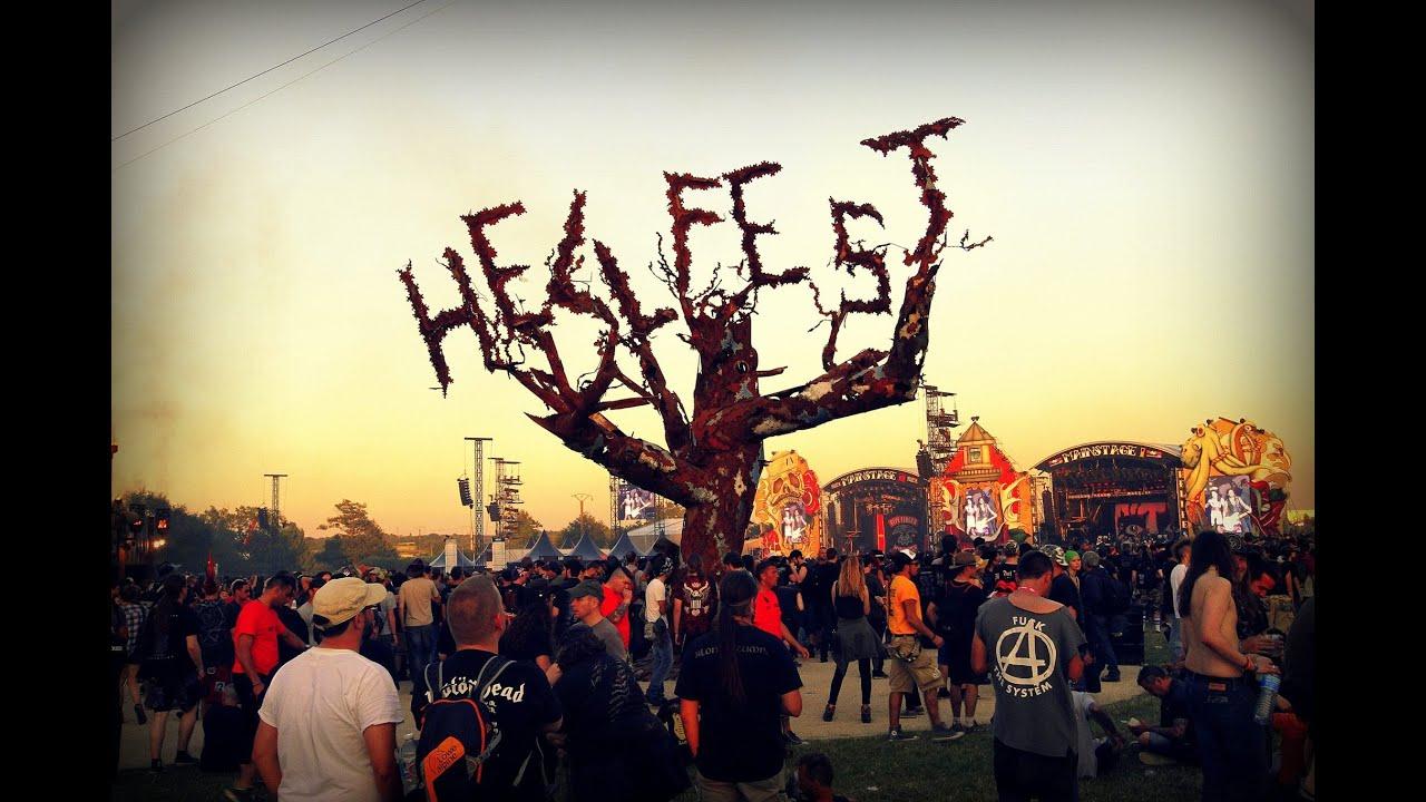 HellFest Official aftermovie 2015